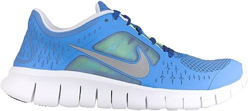 : Nike Free Run 3 GS Coast Blue Silver Youth