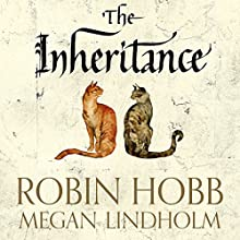 The Inheritance Audiobook by Robin Hobb Narrated by Saskia Butler