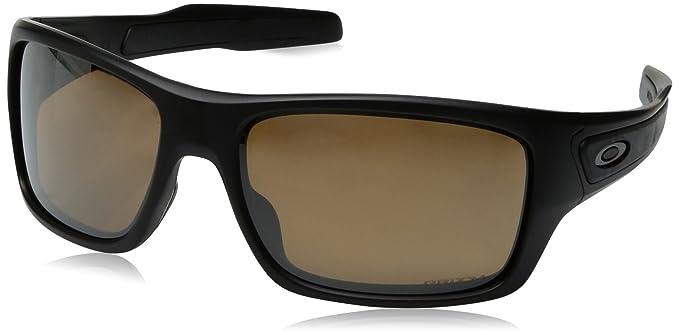 Oakley Turbine Sonnenbrille 65 negro Schwarz Herren BAqrwBxg