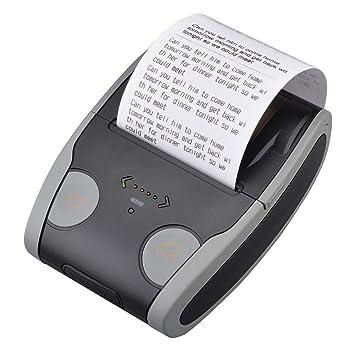 Dental magnifier Impresora de recibo de Etiqueta térmica ...