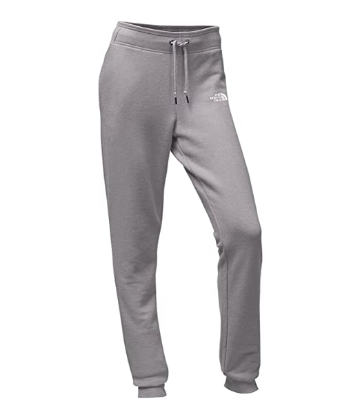 3538b26c8 Amazon.com: The North Face Women's French Terry Pant (Large, Grey ...