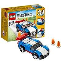 Lego Creator 31027 - Rennwagen, blau