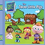 super why books - The Three Little Pigs (Super WHY!)