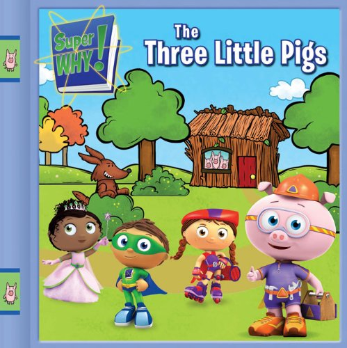 The Three Little Pigs (Super WHY!) -