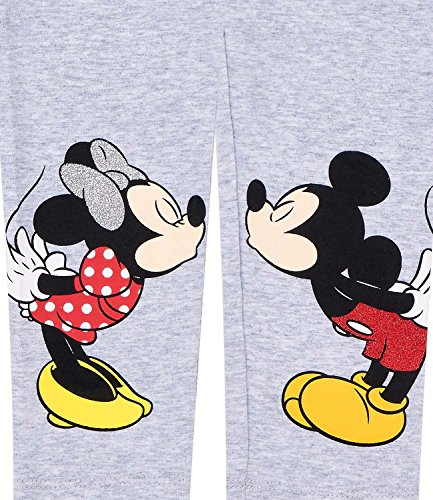 Gris Disney Chicas Leggings para Minnie YqxvwvXIn