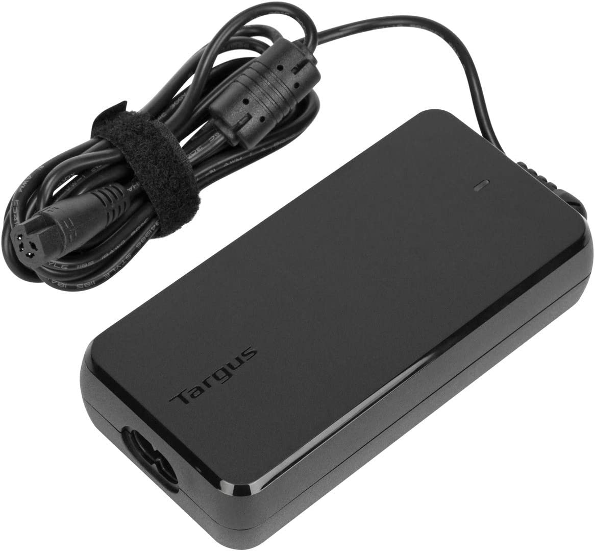 Targus 90 Watt AC Laptop Charger with USB Fast Charging Port