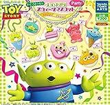 Takara Tomy Arts (TAKARATOMY A.R.T.S) Toy Story Alien sweets mascot Party all eight set Mini