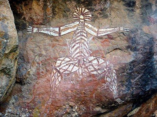 Laminated Poster: Aboriginal Art Australia 3