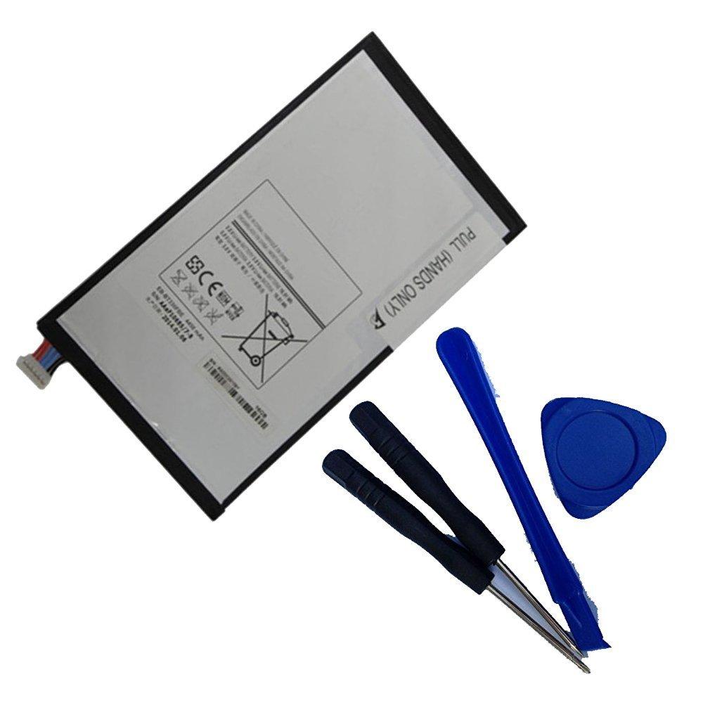 Bateria Celular Powerforlaptop para Samsung Galaxy Tab 4 8.0 T330 SM T330 T33 T331 T337 SM T337T T337A EB BT330FBE EB BT
