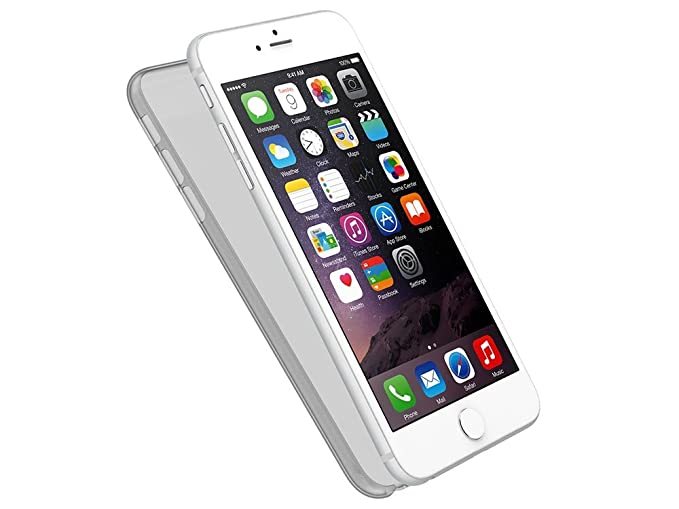 buy online 0011b 97e4b Power Support Air Jacket Smoke for iPhone 6 Plus/6s Plus