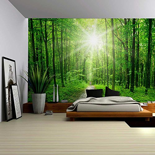 Wallpaper Large Wall Mural Series ( Sun Shining)
