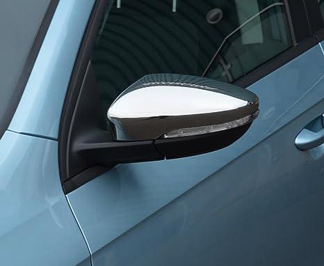 Juego de cubiertas para espejo retrovisor cromado para Passat B7 (2010-15)