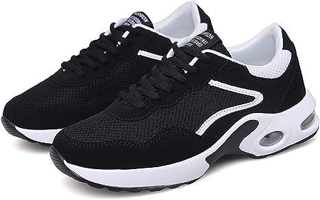 ZODOF Zapatillas Calzado Deportivo Pareja Primavera Buffer Amortiguar Ligero Respirable Malla Casual Zapatos para Correr Zapatillas Running Zapatos de Escalada de Senderismo: Amazon.es: Ropa y accesorios