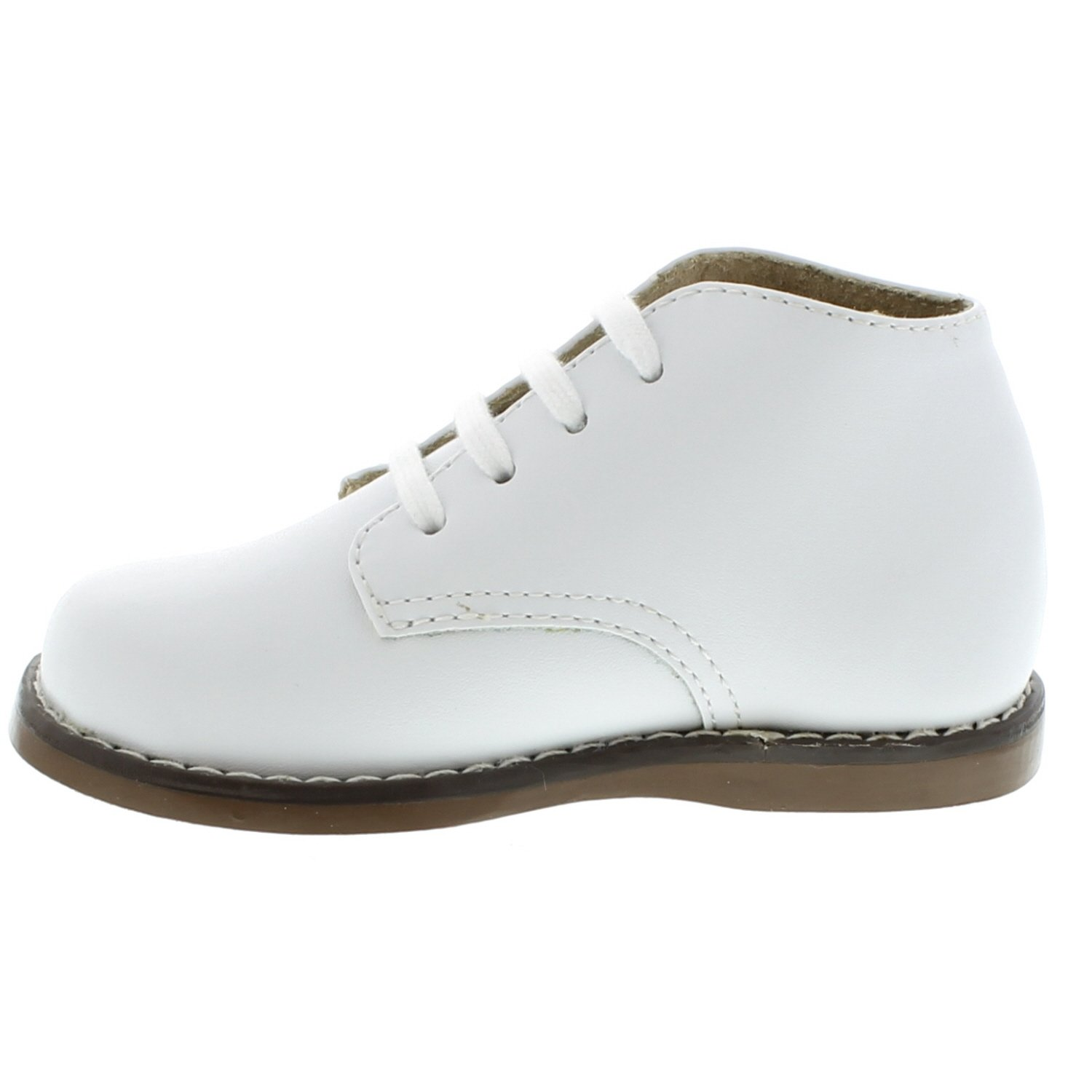 FootMates Unisex Todd 3 (Infant/Toddler) White Oxford 4 Toddler M/W by FOOTMATES (Image #6)