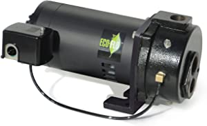 ECO-FLO Products EFCWJ5 Deep Water Well Jet Pump, 1/2 HP, 4.5 GPM