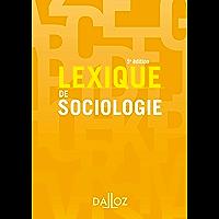 Lexique de sociologie (Lexiques) (French Edition)