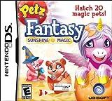 Petz Fantasy: Sunshine Magic - Nintendo DS