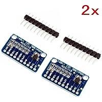 JZK 2X Ads1115 Modulo ADC 16 bits I2c