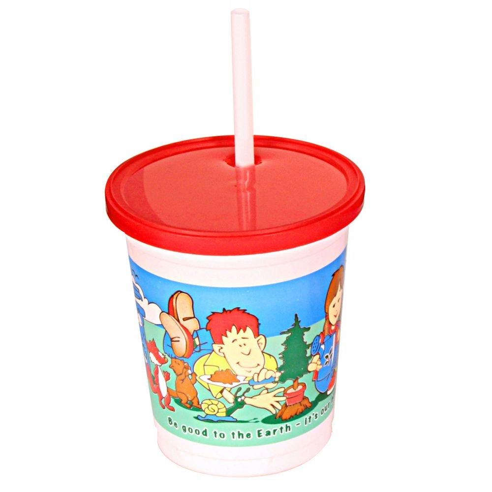 Fabri-Kal 9507091.01 12 Oz. Kids Cup - 500 / CS