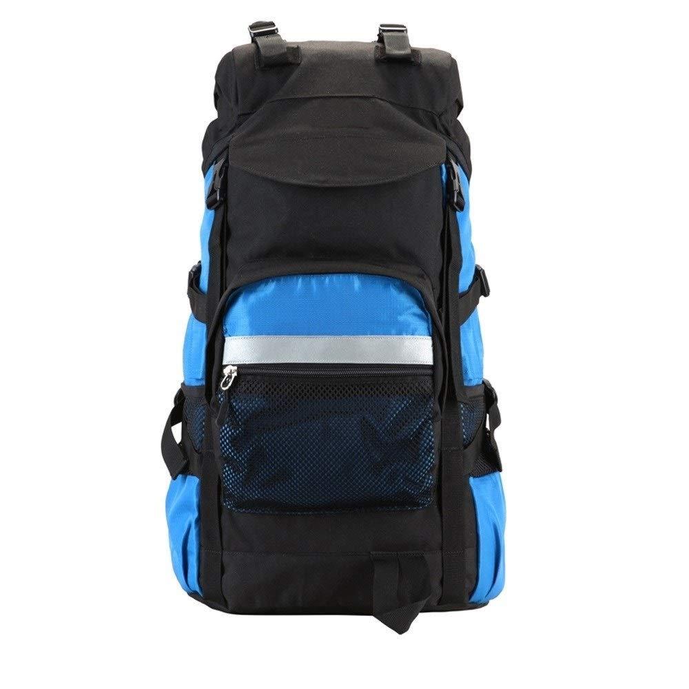 45L MYXMY Lumière extérieure et Tendance Tendance Sauvage Grande capacité Sac d'alpinisme Sac d'ordinateur étudiant Sac de Voyage Loisir Sport Sac à Dos Sac de Voyage (Taille   60L)