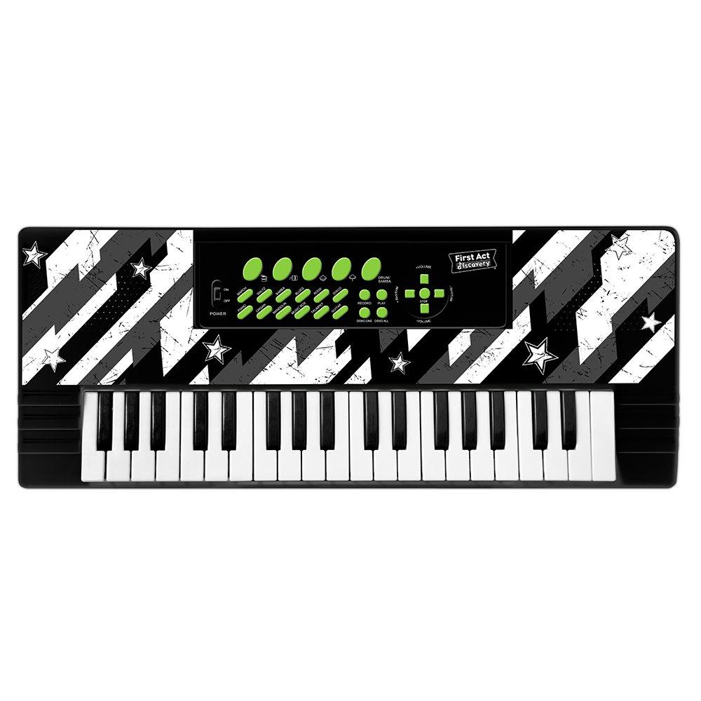 First Act FI1260 Key Portable Keyboard