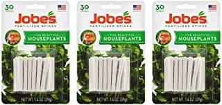 product image for Jobe's Indoor Beautiful Houseplants Fertilizer Food Spikes - 30 Pack (Тhrее Pаck)