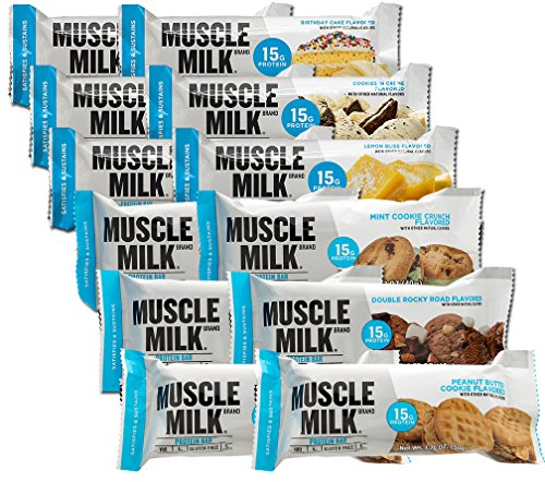Cytosport Muscle Milk Variety 12 1 76oz product image