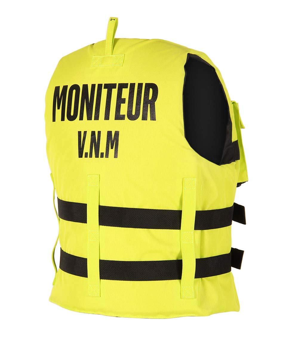 Jobe Gilet Moniteur VNM Heavy Duty Moniteur Vest S