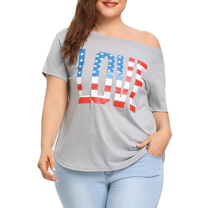 Rawdah-blusas Blusas Para Mujer De Las Mujeres De Moda Plus Size Love Carta De