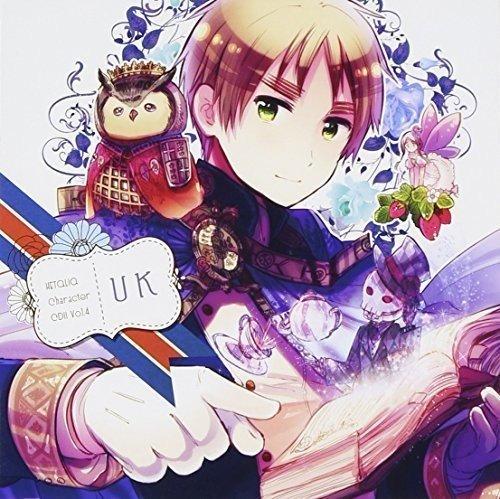 Price comparison product image England (CV: Sugiyama Noriaki) - Hetalia Character CD Ii Vol.4 England (CV: Sugiyama Noriaki) [Japan CD] MFCZ-3021