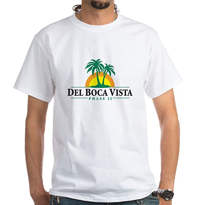 ac5d085507d Image Unavailable. Image not available for. Color  CafePress Del Boca Vista  T-Shirt ...