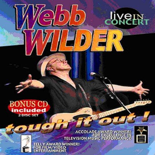 DVD : Webb Wilder - Tough It Out (Bonus CD, 2PC)