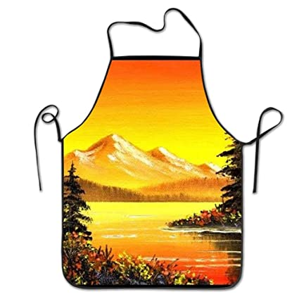 Amazon.com: Dozili Kitchen Cooking Apron Oil Painting Ideas ... on 16x20 canvas painting ideas, wine glass painting ideas, spoon rest painting ideas, drawer painting ideas, shot glass painting ideas, bowl painting ideas, ornament painting ideas, mug painting ideas, cooler painting ideas, lazy susan painting ideas, a canvas painting ideas, easel painting ideas, glass jar painting ideas, bird feeder painting ideas, coffee cup painting ideas, pallet knife painting ideas,