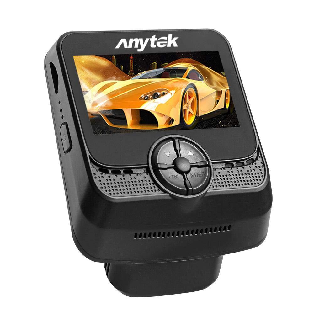 SIKIWIND Anytek A50 2.45in 1080P WiFi Car DVR Camera Video Recorder 170 Degree 6G Lens WDR G-sensor Dash Cam