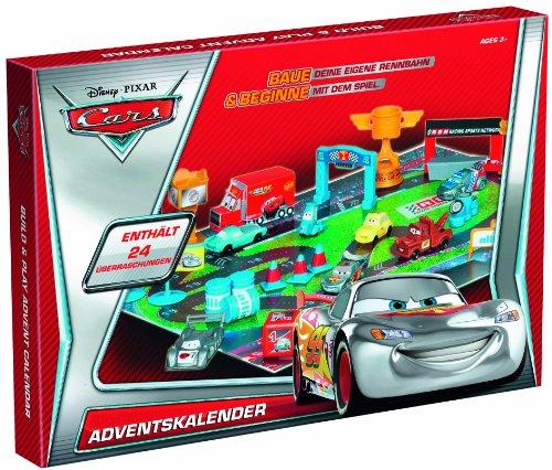 Cars Weihnachtskalender.Zentrale 107923 Cars Adventskalender Mit 24 überraschungen