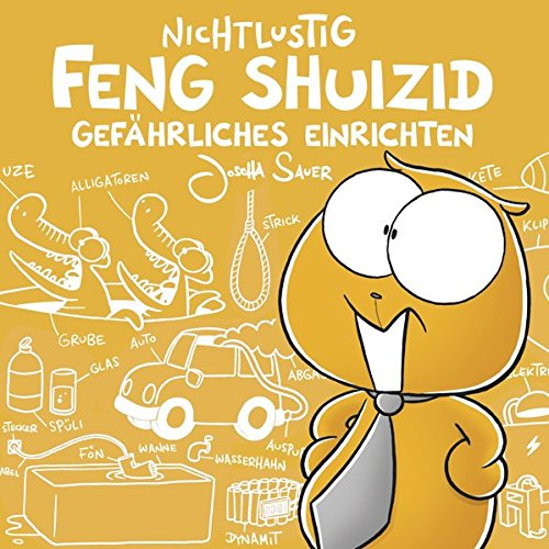 Feng Shuizid (Nichtlustig) Gebundenes Buch – 26. Oktober 2011 Joscha Sauer Carlsen 3551684111 HUMOR / General