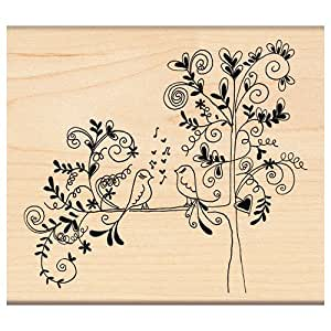 Penny black 4122k wood mounted rubber stamp for Rubber stamps arts and crafts