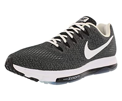 Amazon.com | Nike Mens Air Max Zoom All Out Low Sneakers New, Black ...