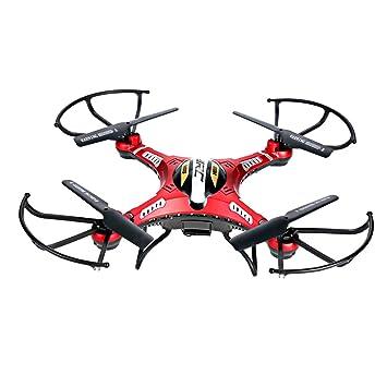 COOCHEER JJRC H8D RC Quadcopter Drone Helicóptero con Transmisor ...