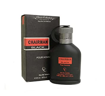Boss Chairman Black Pour Homme Just Different Men Perfume Eau De Toilette 100ml/3.3oz
