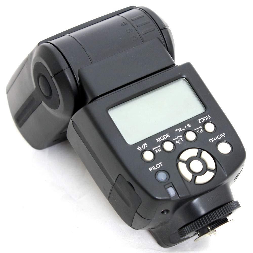 Flash para cámaras Pentax Olympus DSLR de Canon YN-560 IV
