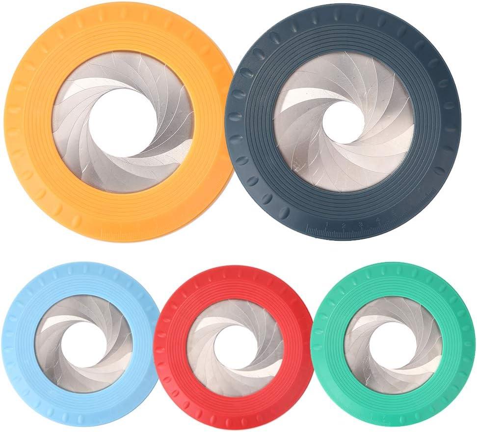 Adjustable Stainless Steel Woodworking Measuring Ruler Circle Drawing Tool UL^
