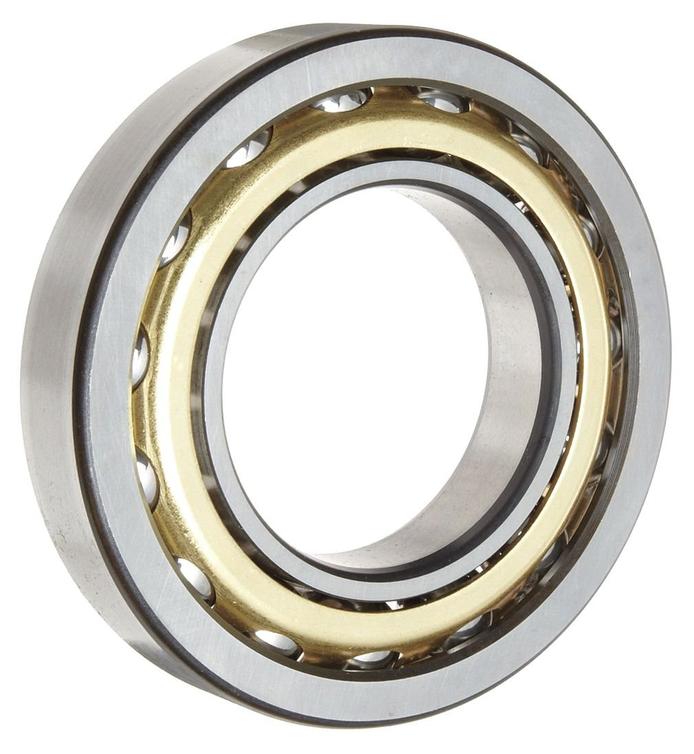 ABEC 1 Precision Open Universal Mounting SKF 7413 BGBM Heavy Series Angular Contact Ball Bearing Brass Cage 65mm Bore 40/° Contact Angle Normal Clearance 160mm OD 37mm Width
