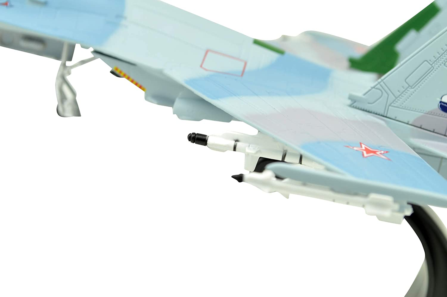 TM 1:100 Sukhoi Su-27 Fighter Attack Metal Plane Model,Soviet Union 1987,Military Airplane Model,Diecast/Plane,for Collecting and Gift TANG DYNASTY