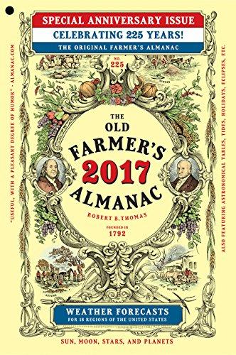 The Old Farmer's Almanac 2017: Special Anniversary Edition ()