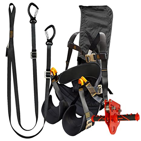 Fusion Climb Pro Kit de línea de cierre para corral Juego de arnés ...