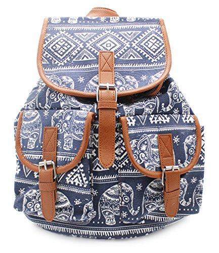 [해외]PickUrStyle 캐주얼 배낭 캔버스 여행용 배낭 여성용 여성 할인 3 일/PickUrStyle Casual Backpack Canvas Travel Backpack for Girls Women Discount Only 3 Days