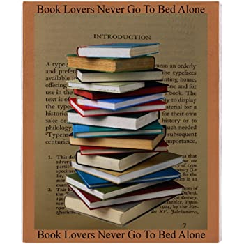 Amazon CafePress Book Lovers Blanket 40 Soft Fleece Throw Amazing Book Lovers Throw Blanket