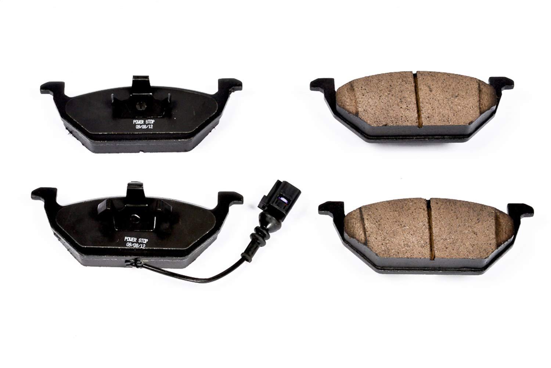 Power Stop 16-768A Front Z16 Evolution Clean Ride Ceramic Brake Pad Set