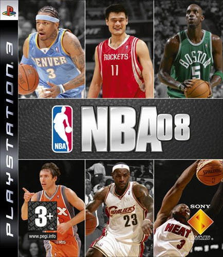 Sony NBA 08 vídeo - Juego (PlayStation 3, Deportes, E (para todos ...